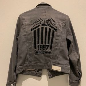 Jeans jacket Zadig and Voltaire